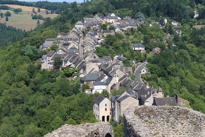 Vue sur l'Aveyron