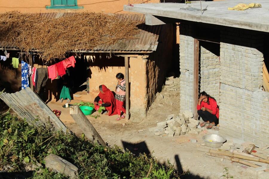 La vallée de Katmandou