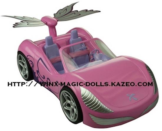 voiture magique