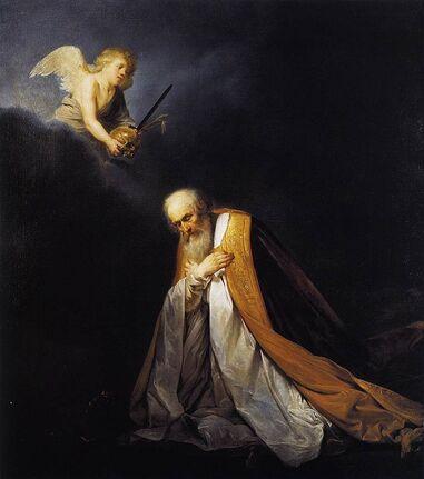 Image illustrative de l'article David (Bible)
