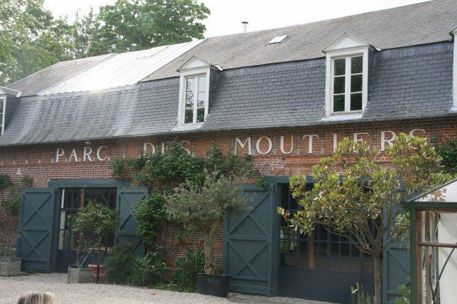 Samedi 16 mai 2009, direction Varengeville sur Mer pour la visite du Parc des Moutiers