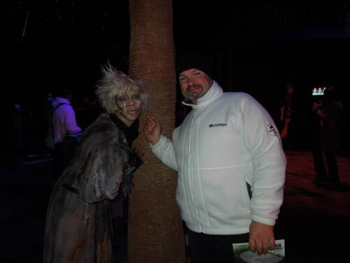 TERRORIFIC NIGHT 4: Disney, HALLOWEEN 2012