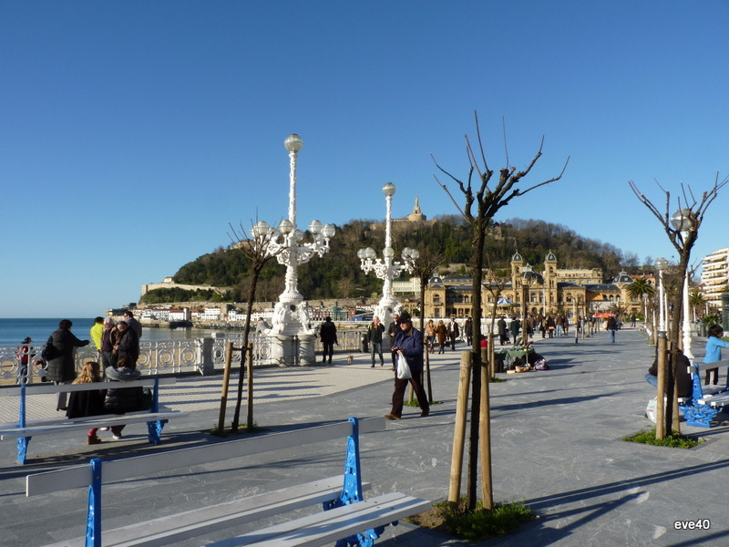 Saint-sébastien . (Espagne)