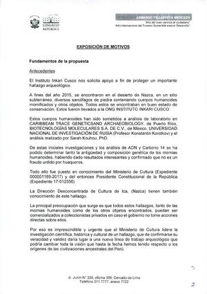 ALIEN PROJECT - Les momies du Pérou/5