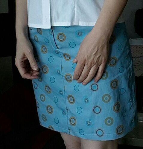 Coudre la mini-jupe de Christelle Beneytout