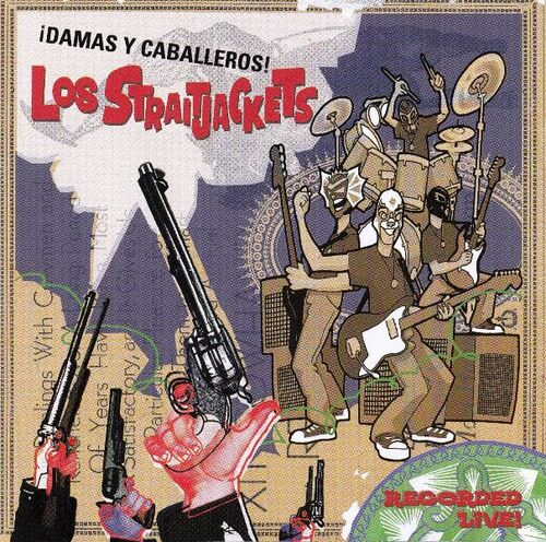 Los Straitjackets - Last Date