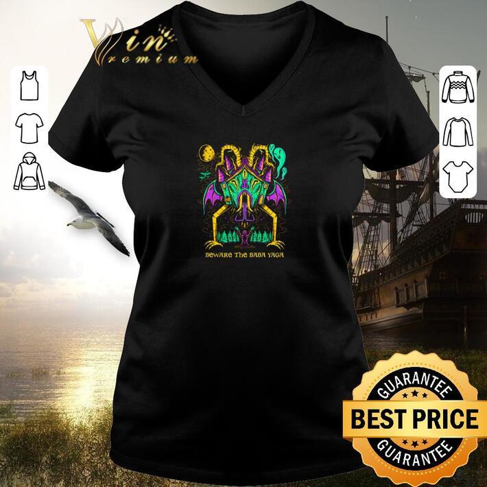 Premium Beware the baba Yaga John Wick shirt