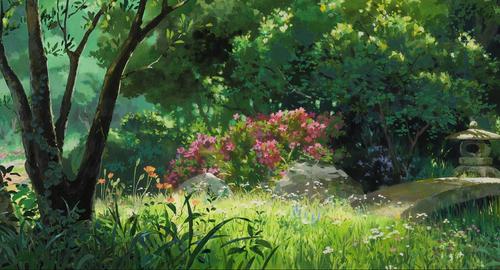 Butte aux fleurs