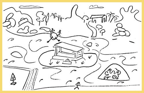 opus 25 : RIVE, à Hampi