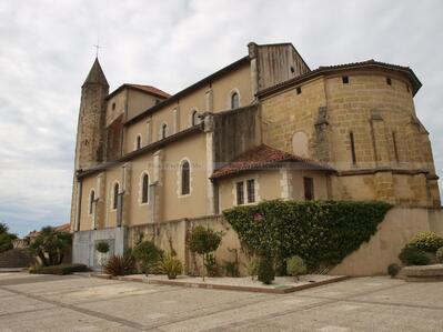 Eglise St Georges de St Geours de Maremne