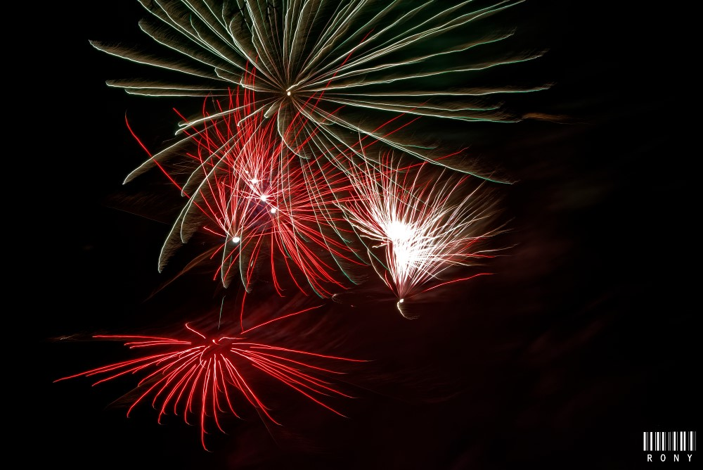 Feux d'artifice. (Part.2)