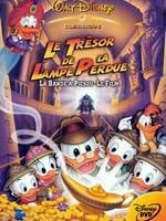 La Bande à Picsou, le film : Le Trésor de la lampe perdue affiche