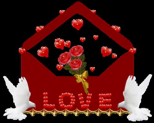 Missives d'amour