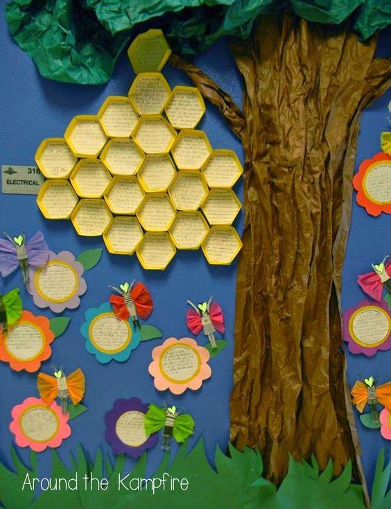 """Idée arts sur pinterest : """"autour des abeilles"""" (3)"""