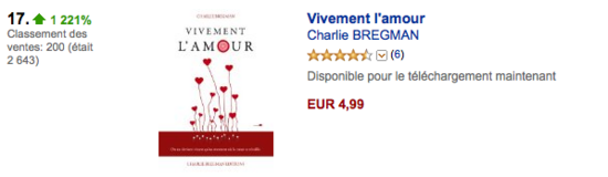 baromètre_ventes_Kindle_Charlie_Bregman