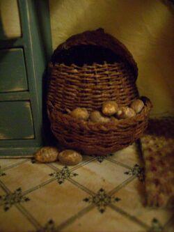resserre à pomme de terre