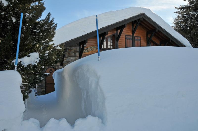 Balade d'hiver : le Praz-de-Lys (2)