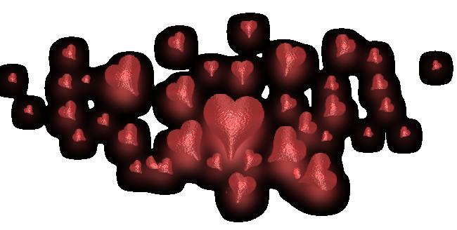 Coeurs Gel et Autres