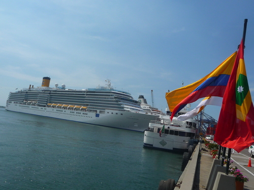 THE COSTA WORLD CRUISE 2011-2012 (in progress)
