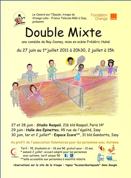 Double Mixte