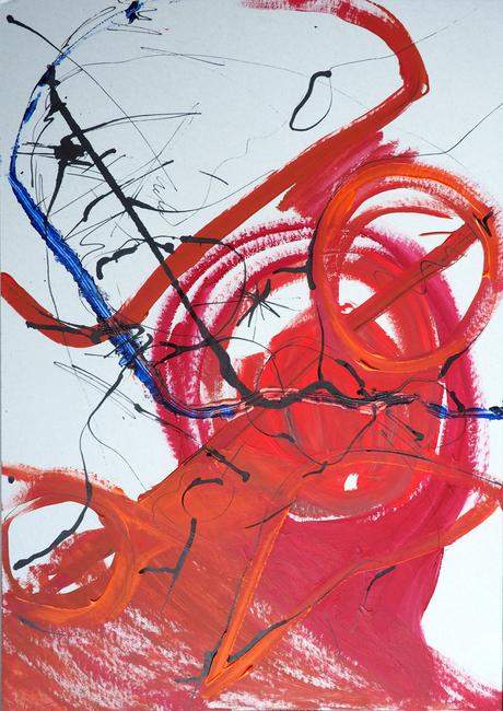 Gwenn Audic : Peintures 2107