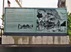 Les lieux de commémoration