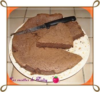 Gâteau Moelleux au coca cola