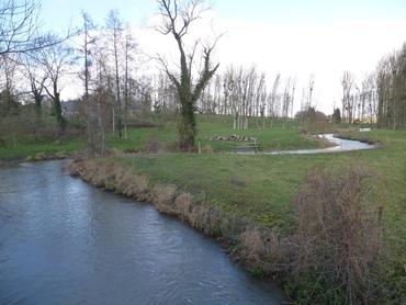 De Rainfreville à Saint-Ouen-sur-Brachy