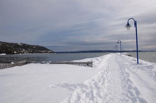 Baie Saint Paul et la Malbaie