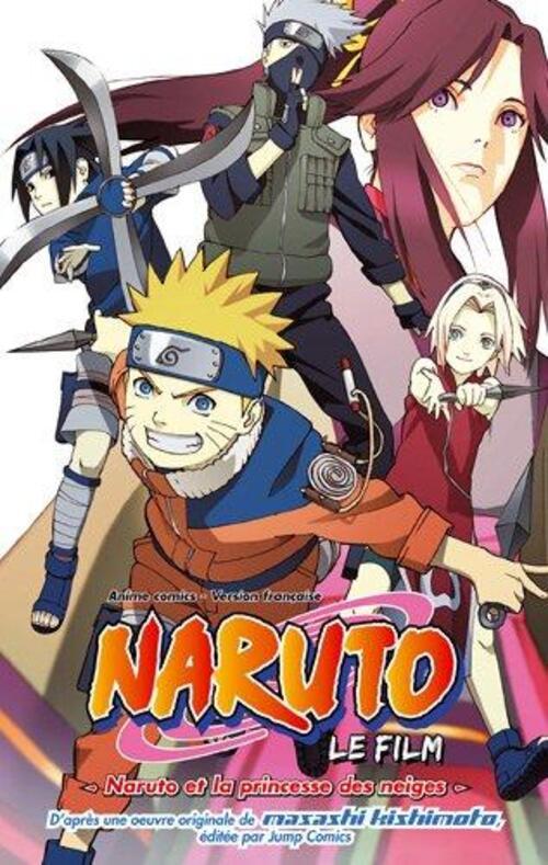 Naruto Film 1: La Princesse des Neiges
