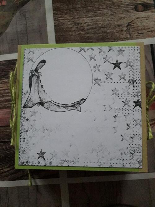 Atelier du lundi 26 Février : Mini Album