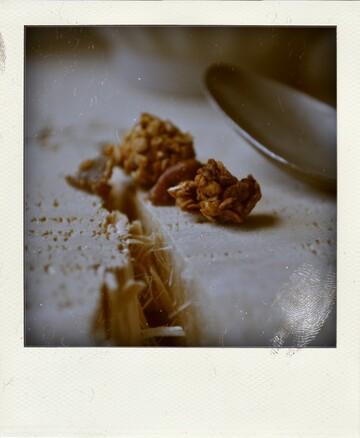 Granola au sirop d'érable et aux noix de pécan