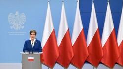Polen rot-weiß