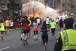 Attacks of Boston: the runner, the rescuer and the man-mystery