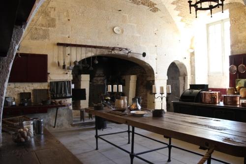 Le château de Valençay, intérieur et parc des Princes