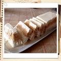 Vacherin maison vanille et caramel