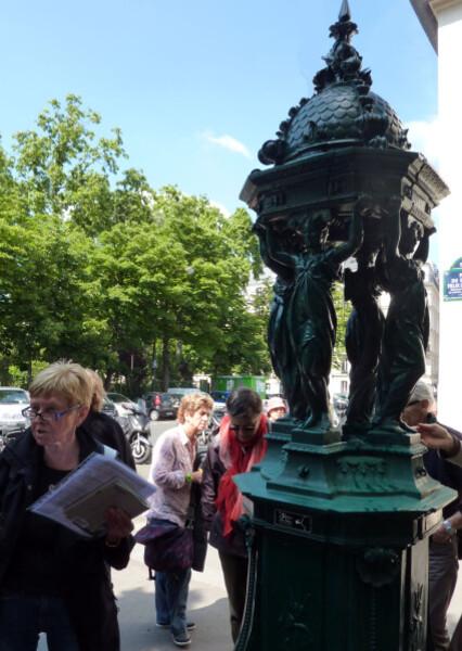 23 - Fontaine Wallace Place du Dr Félix Lobligeois