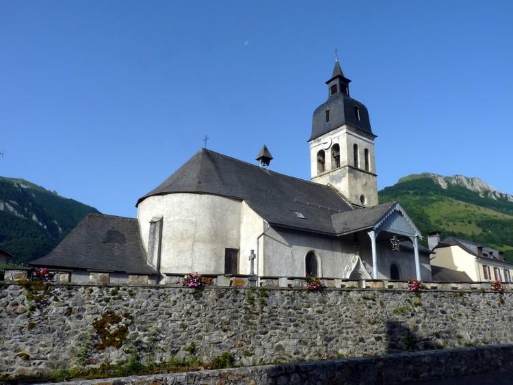 Église d'Arrens