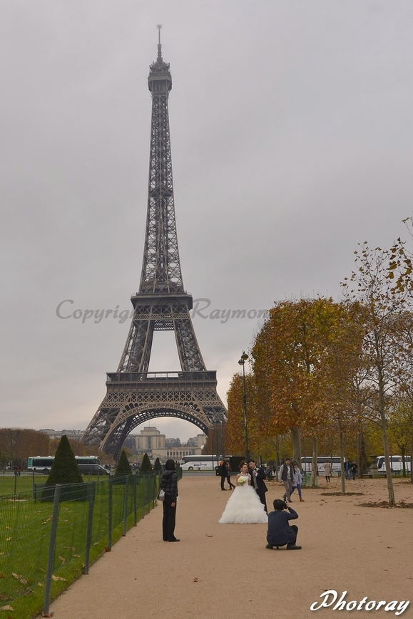 Paris- Paris -Île de France - Tour Eiffel