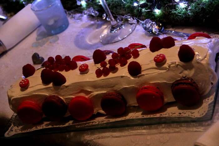Xmas 2013 : Le dessert