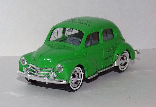 Renault 4cv Luxe 1954