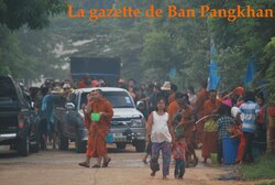 La gazette de Ban Pangkhan (29). Du 16/02 au 13/04/2015.