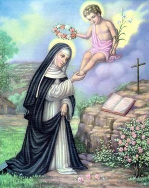 Sainte Rose de Lima - Prières Catholiques Traditionnelles & Vie des saints