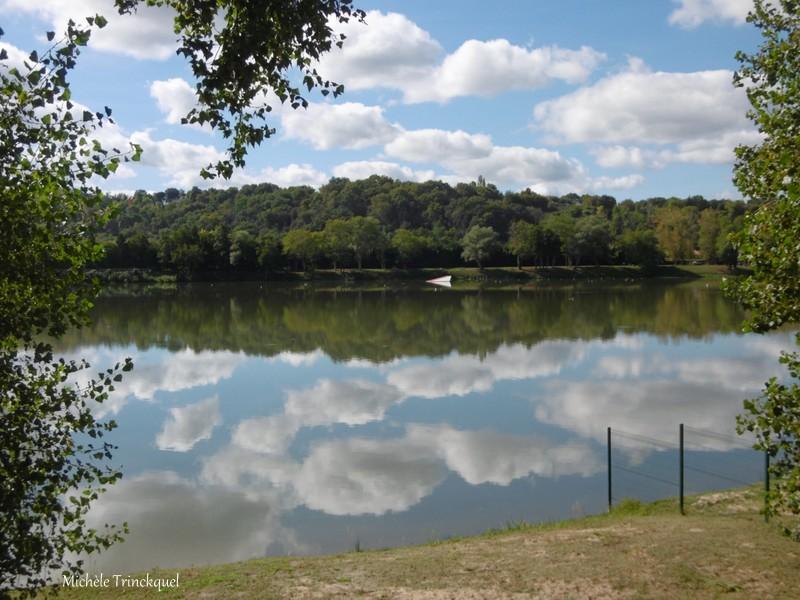 Une balade autour du Lac d'ORTHEZ (64), le 3 octobre....