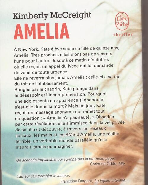 Amélia et photos