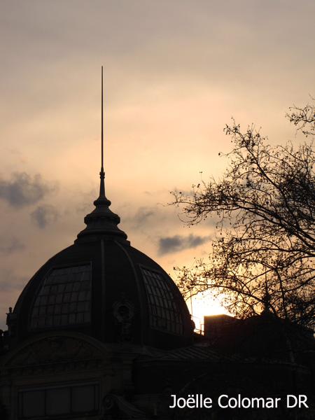 Fenêtre sur...les ciel de Montpellier