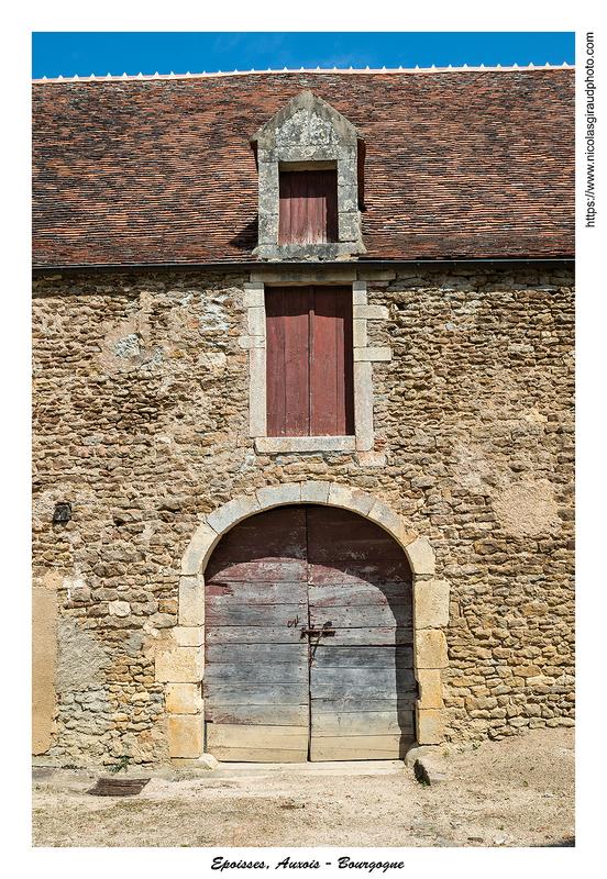 De Montréal à Epoisses, villages médiévaux de Bourgogne
