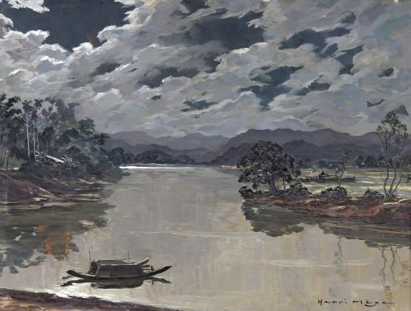 Samedi - Le tableau du samedi : Henri Mège