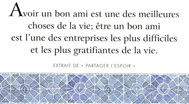Citations sur l'amitié (21)