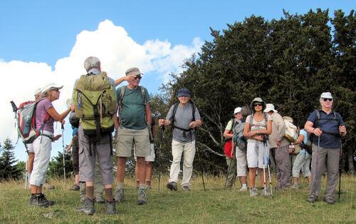 29 Août 2013 - Randonnée commune: le But de l'Aiglette